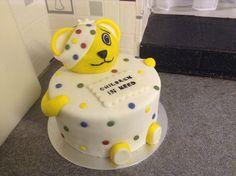 Pudsey cake