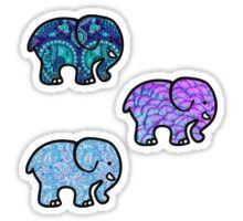 cb549f7a6 Ivory Ella - Tri Pack Stickers  2 Sticker Ivory Ella Stickers