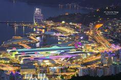 Yeosu . Korea