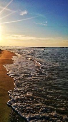Luci pomeridiane #termoli #spiaggiapanfilo