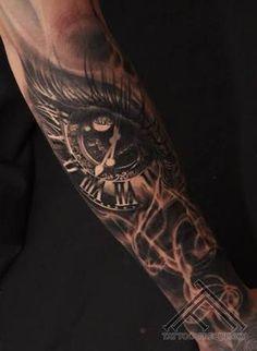 Resultado de imagem para smoke tattoo