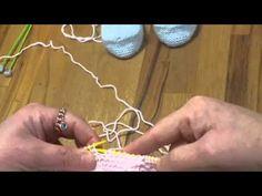 Sibel Kavaklıoğlu - Bebek Patiği Yapımı 1 - YouTube