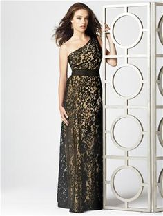 Edgy and elegant, black bridesmaid dresses always stun at weddings. Add some glam to your big day with short and long black bridesmaid dresses from Dessy. Lace Bridesmaids Gowns, Black Bridesmaid Dresses, Bridal Dresses, Prom Dresses, Black Bridesmaids, Bridesmaid Ideas, Dress Prom, Girls Dresses, Dresses 2013
