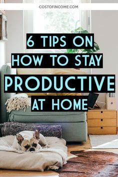 Staying home, have a lot of plans and.you just procrastinate? This is why these tips on how to stay productive at home should help you! Admin Work, Declutter Your Mind, Routine Planner, Pajamas All Day, Organized Mom, Time Management Tips, Money From Home, Get The Job, Getting Things Done