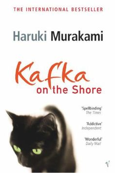Kafka on the Shore (海辺のカフカ, Umibe no Kafuka) by Haruki Murakami - a teacher gave this to my on my Japanese sister-school visit, haven't re-read it since I was gotta get onto that! I Love Books, Great Books, Books To Read, My Books, Reading Lists, Book Lists, Haruki Murakami Books, Kafka On The Shore, Roman