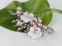 4575 mm Delicate Natural fresh water Pearl White by touchlove, $8.50