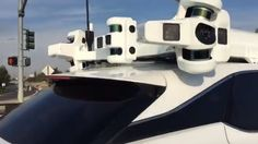 Ville du kjøre rundt med denne riggen på taket?