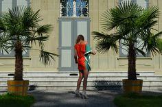 The Colours of my loveSommerkleider aus Baumwolle Red Green, Summer, Cotton, Summer Time, Verano
