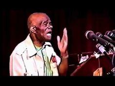 ▶ DR. JOHN HENRIK CLARKE - YOU HAVE NO FRIENDS (FULL) - YouTube