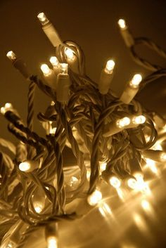 LED String Lights White Wire & Warm White $24 or  3/$60