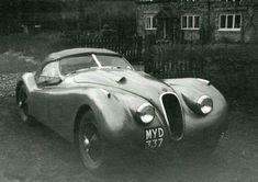 Shooting Break, Vintage Cars, Antique Cars, Automobile, Classic Cars British, Jaguar Daimler, Jaguar Xk120, E Sport, Old Race Cars