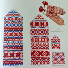 Mittens from Kautokeino