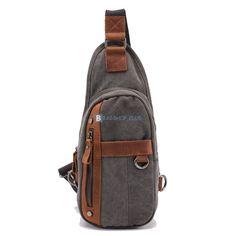 $59.68 Mens Sling BackpackMens Shoulder Sling Bag