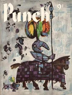 Punch cartoons: Andre Francois (1915-2005)