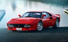 The Lauda Ferrari 288 GTO