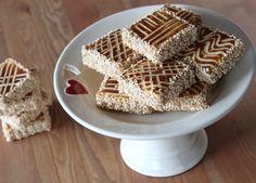 Délices d'Orient: Biscuits sésame  Sesame Cookies