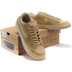 best sneakers d3673 1aaa3 Women Nike Wmns Blazer Low Brown Shoes