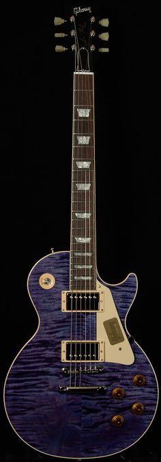 Gibson Custom Shop Limited Modern Les Paul Standard Gloss Trans Purple (2017)