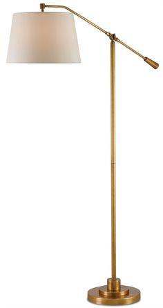 Maxstoke Floor Lamp | Currey & Co