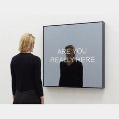 Copenhagen born Jeppe Hein's Mirror Works