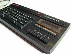 Sinclair ZX Spectrum 128k 2 https://t.co/wtGpGxmRqF