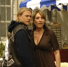 """Sons of Anarchy """"Patch Over"""" S1EP4"""