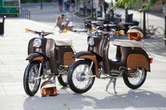 DDR-Kult-Motorrad: Die Schwalbe kommt als Luxus-Moped zurück