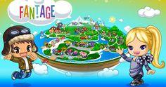#Fantage #virtualworlds