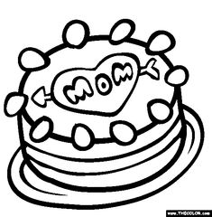 Free Mother's Day Coloring Pages for the Kids to Color Mothers Day Coloring Pages, Happy Birthday Coloring Pages, Cars Coloring Pages, Christmas Coloring Pages, Animal Coloring Pages, Coloring Pages To Print, Free Printable Coloring Pages, Coloring Pages For Kids, Kids Coloring