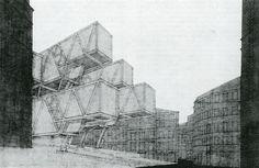 Marco Porta, Emilio Battisti, Ezio Bonfanti, Cesare Macchi Cassia. Casabella 321 1967: 45