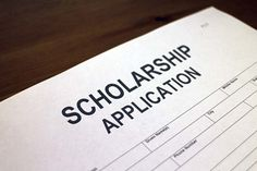 About scholarships