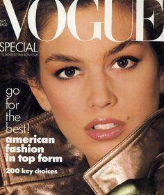 Vogue US September 1987