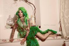 Tattoo Models High Fashion Cupcake Projekt / Kalender 2015 Ich bin natürlich GRÜÜÜÜN, Waldmeister BABYYYYY Dieses und viele weitere tolle Bilder im Kalender! (Für 9,99€ hier zu kaufen: http://de.dawanda.com/product/70160771-Wall-Cupcake-Calender-2015--Photography-Calender)