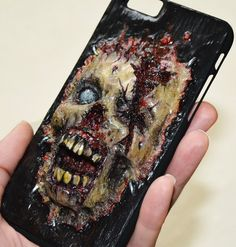 Zombie - Gift for men - iPhone 6 case