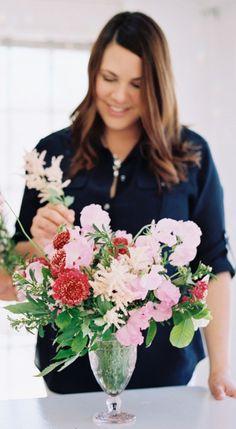 DIY: How To Arrange Flowers