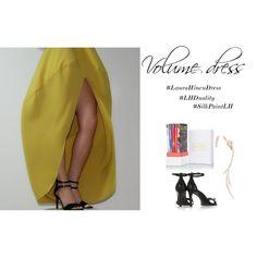 Reversible dress featuring Balenciaga, Cristina Ortiz and Luxe City Guides Reversible Dress, Black Tie, City Guides, Balenciaga, Shopping, Collection, Dresses, Design, Women