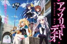 Absolute Duo - <3