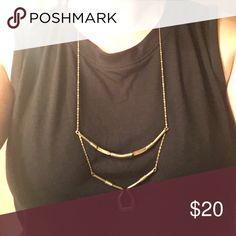 Long abstract necklace Long abstract necklace. Erica Weiner brand Jewelry Necklaces