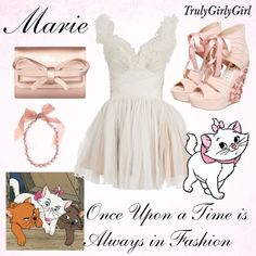 marie | outfits