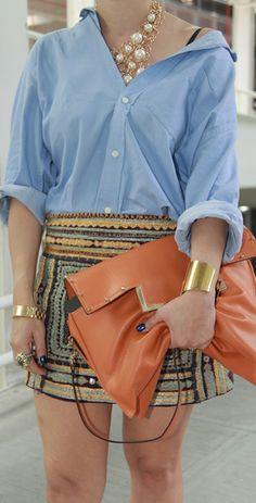 La era de las estampas, En la calle: moda urbana - Fucsia.co - Últimas Noticias