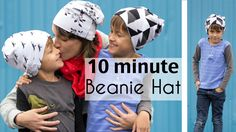 Sew a Beanie Hat in 10 Minutes!