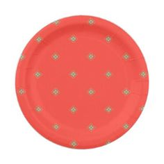 #Bandanna Paper Plate - #birthday #gift #present #giftidea #idea #gifts