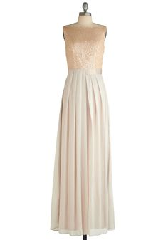 ACK this dress is gorgeous (cut out back!), but I don't have anything this fancy to go to in the forseeable future!