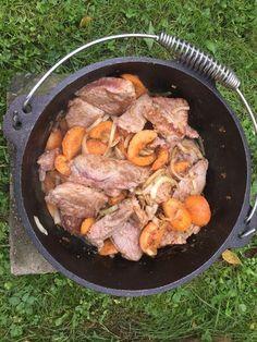 Vindaloo-Curry aus dem Dutch Oven - Männersteak
