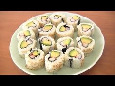 How to Make California Roll (Sushi Rolls) Recipe