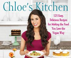 Meatless Monday chat scheduled with 'Cupcake Wars' champion and vegan chef Chloe Coscarelli