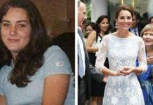 Элементарный способ похудеть, которым воспользовалась сама Кейт Миддлтон. Результат на лицо