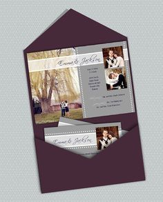 DIY Ribbons and Pearls Printable Wedding Invitation by nraevsky