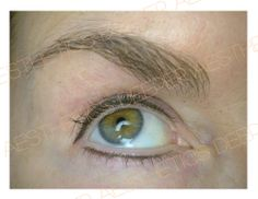 Upper lid lash enhancement with semi permanent make up by for Tattoo eyeliner bottom lid