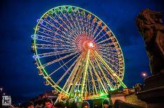 Antwerpen: Meerdere attracties Winter in Antwerpen gesloten wegens weersomstandigheden